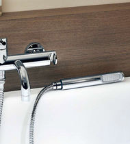 2 hole bath-tub single handle mixer tap STA940 Neve rubinetterie