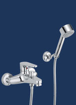 2 hole bath-tub single handle mixer tap ESSERE  F.lli Frattini