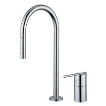 2 hole kitchen single handle mixer tap SPIN - ZX3267 ZUCCHETTI RUBINETTERIA