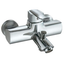 2 hole shower and bath-tub single handle mixer tap YONA - YO33 ottofond