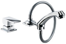 2 hole shower and bath-tub single handle mixer tap 06 9401 BMP Srl