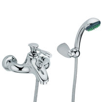 2 hole shower and bath-tub single handle mixer tap ZANZIBAR LEVA TAO Armando Vicario