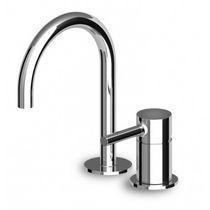 2 hole washbasin single handle mixer tap PAN - ZP6224 ZUCCHETTI RUBINETTERIA