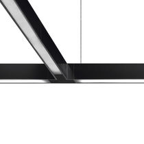 Built-in lighting profile / hanging / ceiling / LED