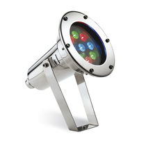RGB LED floodlight / commercial / spot / outdoor