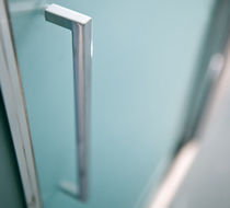 Sliding shower screen / corner / curved