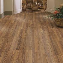 Wood laminate flooring / floating