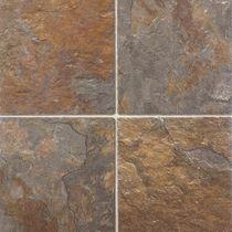 Indoor flexible tile / floor / PVC / textured