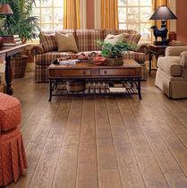 American walnut laminate flooring / floating