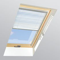 Venetian blinds / canvas / electric / for roof windows