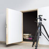 Wall access hatch / rectangular