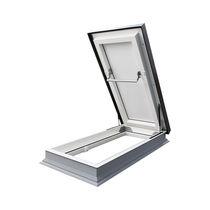 Roof hatch / rectangular / aluminum