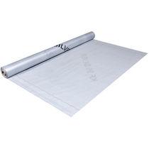 Vapor-permeable roofing barrier