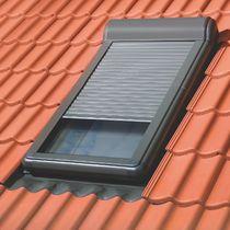 Roller shutters / aluminum / for roof windows