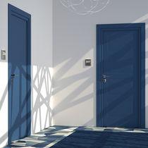 Indoor door / swing / MDF / fire-rated