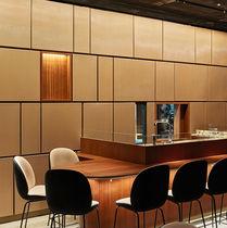 Interior fitting woven wire fabric / square mesh