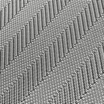 Interior fitting metal mesh / stainless steel / close-knit mesh