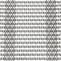 Ceiling metal mesh / for facades / metal / stainless steel