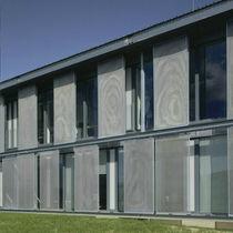 Sliding shutters / metal / for facades / custom