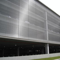 Stainless steel cladding / wire mesh / stainless steel mesh / textured