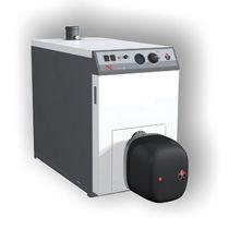 Oil-fired boiler / residential / condensing