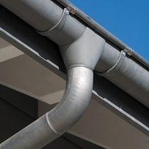 Rainwater down pipe