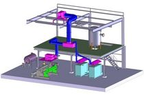 2D/3D CAD software for piping systems design VENTIL-CAD FTZ INFORMATIQUE