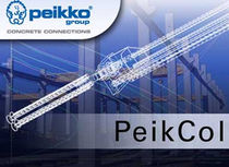 2D/3D computer-aided engineering software CAE: concrete structures PEIKCOL Peikko