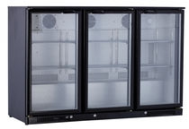 3 door bar refrigerator BB135-90 Frost Tech