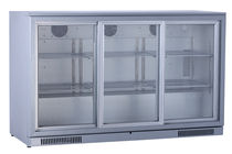 3 door bar refrigerator BB135S-90 Sv Frost Tech