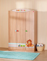 3 door kids wardrobe (boy) BABY BONNY Cilek AS