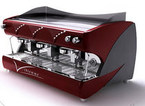 3 groups commercial coffee machine R-EVOLUTION VIBIEMME S.P.A.
