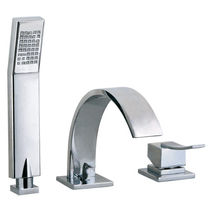 3 hole bath-tub single handle mixer tap SYRACUSE - SY300 ottofond