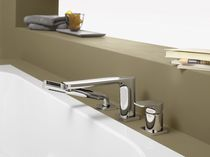 3 hole shower and bath-tub single handle mixer tap CULT Villeroy & Boch