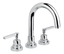 3 hole washbasin double handle mixer tap 2208**29 NICOLAZZI