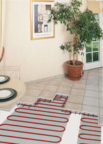 Electrical underfloor heating / residential