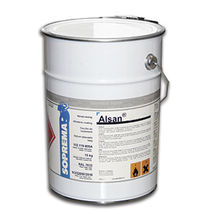 Self-leveling mortar / for concrete
