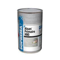 Concrete primer / for metal / polyurethane / waterproof
