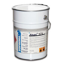 Concrete primer / for wood / synthetic resin