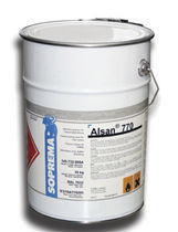 Resin waterproofing membrane / PMMA / for roofs / patio