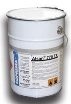 Resin waterproofing membrane / methacrylate / patio / for balconies
