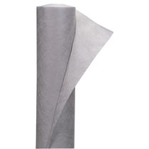 Non-woven geotextile / synthetic fiber / for filtration / for roofs