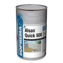 Resin waterproofing membrane / polyurethane / for floors / patio