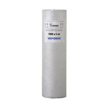 Aluminum vapor barrier / bituminous