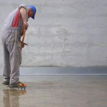 Wood primer / for concrete / polyurethane