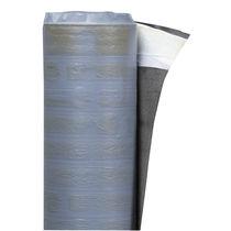 Elastomer waterproofing membrane / SBS asphalt / polyester / fiberglass