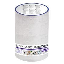 SBS asphalt waterproofing membrane / polyester / polyethylene / for roofs