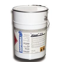 Resin waterproofing membrane / methacrylate / for roofs / liquid