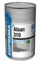 Resin waterproofing membrane / polyurethane / for walls / cornice