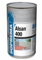 Resin waterproofing membrane / polyurethane / for walls / for flooring screed